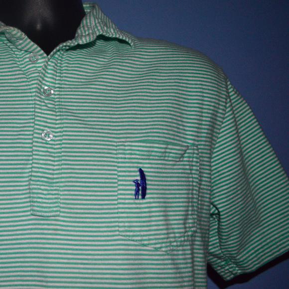 6f6626bc Johnnie-O Shirts | Johnnieo Polo Shirt Ss West Coast Prep Striped ...